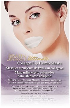 gold collagen lip mask instructions
