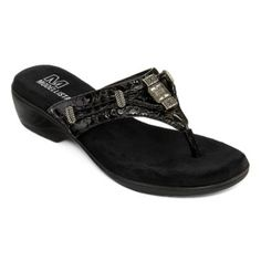 efb941346702 Modelista Kelso Braided Strap Thong Sandals found at  JCPenney Braids