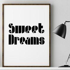 Sweet Dreams print   hardtofind.