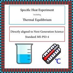 Thermal equilibrium experiment