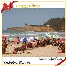 #montanita y #pianopianohotel los espera en estas #fiestas de #navidad y #findeano #hospedaje #lodging #bestbeach #holiday #beachlovers #party #surf #yoga #bestwaves #allinone #ecuador #allyouneedisecuador
