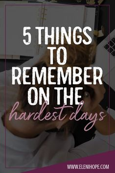 5 Things To Remember During Difficult Times - Eleni Hope Self Confidence Tips, Confidence Boost, Confidence Building, Feeling Stuck, How Are You Feeling, Spiritual Beliefs, Spirituality, Life Coaching Tools, Stress Relief Tips