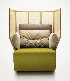 The Alcove Seating by Samuel Accoceberry and Jean Louis Iratzoki