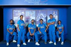 BCCI Unveils New Jerseys For Indian Cricket Teams Ahead of the 2019 World cup Board of Control for Cricket in India unveiled New Jerseys for Indian Cricket teams at an event in Hyderabad. Nike Retail, Ms Dhoni Wallpapers, First World Cup, Ms Dhoni Photos, World Cup Jerseys, India Win, India Cricket Team, World Cup Champions, World Cup Winners