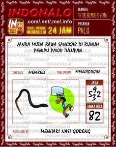 Tafsir Lotre 4D Togel Wap Online Live Draw 4D Indonalo Palu 17 Desember 2016