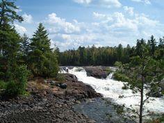 Boundary Waters Canoe Area- Northern Minnesota