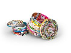By Acacia Creations, Recycled Paper Nesting Box Set. Found on MSAProductShop and in museum stores