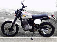Honda, Scrambler, Enduro, Retro, Vintage, Custom, Dogsville, moto