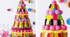 Les enfants adorent les gâteaux de bonbons ! Choisissez leurs friandises préférées et suivez nos conseils pour bien les réussir. Rien de plus simple ! Comment faire 1) Réalisez une pièce ...