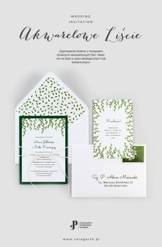 Rustykalne Zaproszenie ślubne Dzikie Róże Pracownia Celegarth