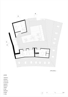 Baroque Court Apartments,Plan