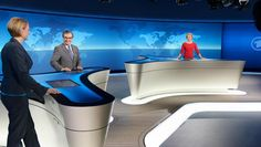 Tagesschau « NewscastStudio