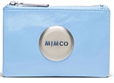 Blue mimco pouch Mimco Pouch, My Wish List, Workout Accessories, Clutch Bag, Clutches, Things I Want, Collections, Women's Fashion, Purses