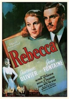 13th Academy Awards Best Picture Winner - Rebecca - Feb 27, 1941
