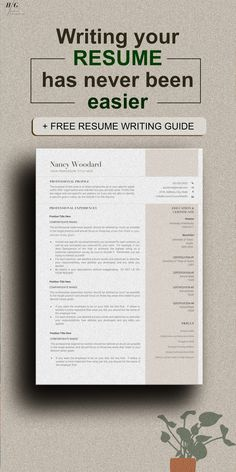 This Templates Include RESUME WRITING TIPS or RESUME GUIDE with how to write your cover letter as well. These include matching cover letter templates and Reference sheet template. College Resume, Business Resume, Professional Resume Examples, Good Resume Examples, Resume Writing Tips, Resume Tips, Modern Resume Template, Resume Templates, Cover Letter Template