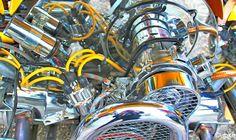 Rewaco Trike VW Motor
