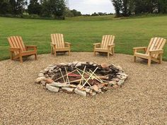 Diy Fire Pit, Fire Pit Backyard, Fire Pits, Fire Pit Swings, No Grass Backyard, Backyard Beach, Backyard Seating, Backyard Pergola, Pergola Plans