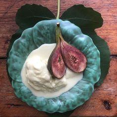 Fabelagtig figenbladis og figen.