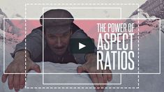 This is a comprehensive guide to Aspect Ratios for Filmmakers. How can Aspect Ratio add to your story and expand the audience's perspective on your movie or TV show? Study Tips For Students, Film Class, Film Tips, Funny Questions, Graph Design, Film School, Art School, Film Studies, Editing Writing