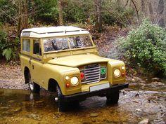 Land Rover Santana Serie 2a