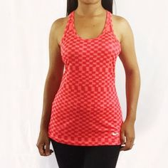 Nike Dri-fit Athletic Top Good condition; size medium, very nice print and soft material. No flaws. Nike Tops Tank Tops