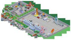 sit-n-rotate - hotel scandal-gate - hangar dello shuttle - fortezza volante - piattaforma di lancio - centro addestramento spaziale -