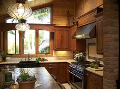 Cabin. Chinked Timber Walls Design Ideas, Pictures, Remodel, and Decor - page 60