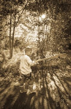 #photographing #child #boy #autumn