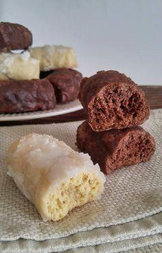 Bersaglieri e Regina - Biscuits siciliens vanille glaçage citron, ou cacao - Traditionnellement préparés au saindoux - biscotti siciliani