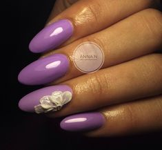 "18 Likes, 2 Comments - Nails by Anna N. (@nailsbyannan) on Instagram: ""#gelnails #3d #flowers #nailart #nails #nailsofinstagram #instanails #nailsbyannan #φορματζελ…"""