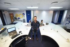 Start-up is building and managing shared work spaces in Cape Town suburbs Shared Office, Open Office, Traditional Office, Business Hub, Investment Firms, Office Workspace, Coworking Space, Retail Space, Work Spaces