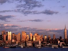Pictures New York City Skyline | ... New York Birds Eye View of New York City Times Square New York New