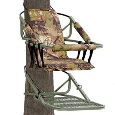 Best Choice Products® Tree Stand Climber Climbing Hunting Deer Bow Game Hunt Portable w/ Safety Harness