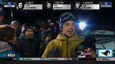 Mark McMorris Wins Snowboard Big Air at X Games Aspen | LIVE 1-23-15