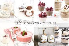 12 Postres en vaso: Sencillos y deliciosos