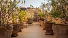 riad in morocco - mediterranean luxury