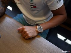 The Paddock Day Formula 1 with IWC and Mercedes-AMG Petronas - including a roundtable with Hamilton and Bottas, at Paul Ricard