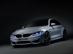 Angel Eyes Reloaded: BMW M4 Concept Iconic Lights