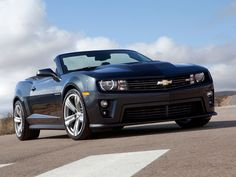 April 2012: 2013 Chevy Camaro ZL1  --  Full article by Michael Frank: 12 Cool Cars Worth Waiting For -- http://j.mp/A17rnM