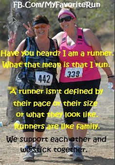 Send to your running friends!
