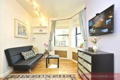 Short Term Rentals Upper West Side - Apartment: Odyssey UWS Town House 1 Bedroom - Roomorama