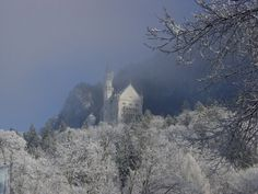 Neuschwanstein Castle Bavaria Germany// one of the most beautiful places I have ever been