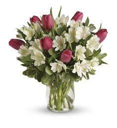 Tulips: Tulip Bouquets & Tulip Arrangements | Flower Shopping