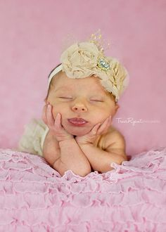 My girlfriend Nicole's baby Harlow. We have tons of her accessories!