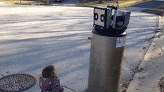 Cutest Little Girl Mistakes A Broken Water Heater For A Robot http://ift.tt/2rLozWw