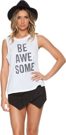 Just saying. http://www.swell.com/New-Arrivals-Womens/BILLABONG-AWESOME-SAUCEZ-MUSCLE-TANK?cs=WH