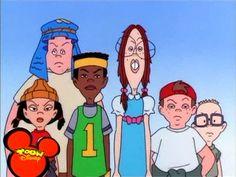 THE ORIGINAL SQUAD  TJ, Spinelli, Vince, Mikey, Gretchen, && Gus