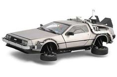 Back to the Future - 1981 DeLorean DMC-12