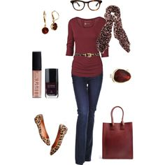 """""""looking for fall"""" by penny-weiss-allender on Polyvore"""