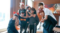 A very BTS Christmas